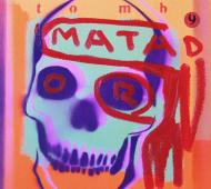 Johnny Romeo Tomb Matador 2008 enamel acrylic and oil on canvas 40.5cm x 46cm