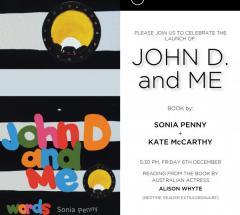 John D + Me Book Launch